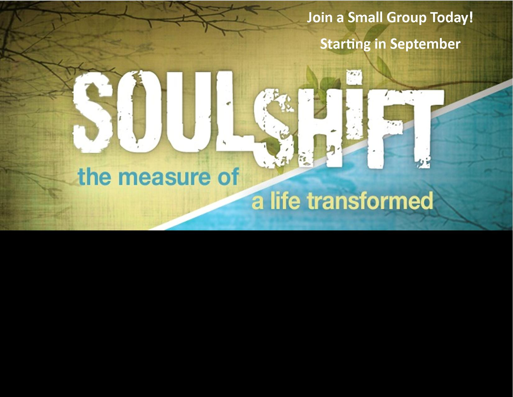 Click Here to Join a Small Group